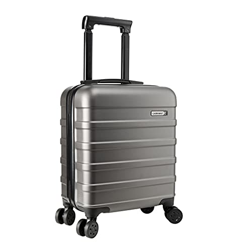 Cabin Max Anode Carry on Suitcase 45x36x20 cm Easyjet Underseat Sized Hand...
