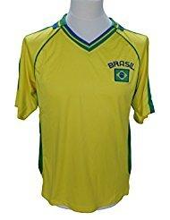 IDM Trikot, Fantrikot, Fanshirt Brasilien, Brasil, Brazil (164)