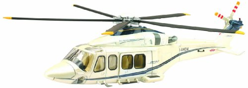 New Ray- Helicoptère Agusta AB 139-Die Cast, 25603, 31 cm