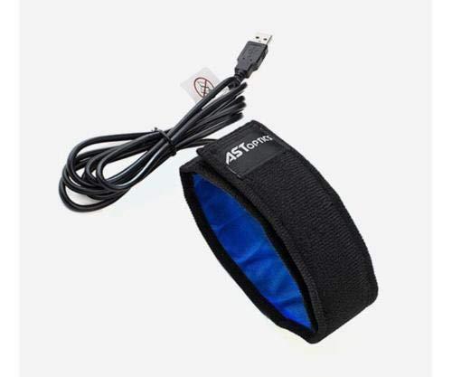 USB Heizmanschette Heizband 20cm für Teleskop gegen Taubeschlag, DHU20