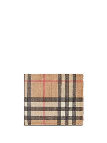 Burberry Luxury Fashion Uomo 8016618 Beige Portafoglio | Autunno Inverno 19