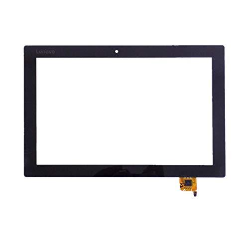 Screen replacement kit Fit For Lenovo MIIX 310-10ICR Miix 310 Miix310 Touch Screen Glass Digitizer Panel Front Glass Lens Sensor +TOOLS Repair kit replacement screen (Color : Black)