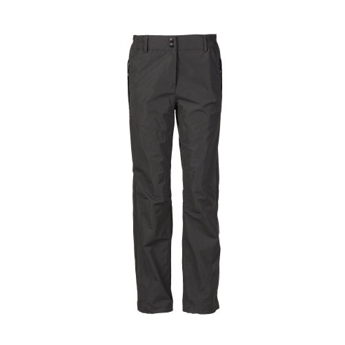 Killtec Rebekah Technical Rain Pant Damen Regenhose Outdoorhose 8.000mm 23994 (42, Schwarz)