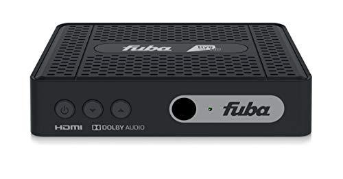 ODE718HEVC Classic HD Tivùsat Receiver HDMI Dolby TVSat FUBA ODE718