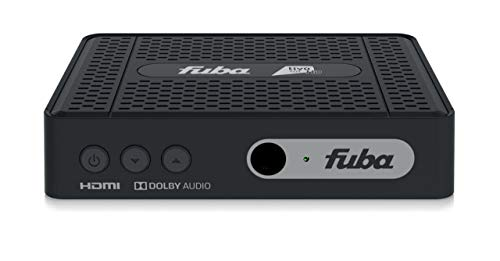 Decoder ODE718HEVC Classic HD Tivùsat Ricevitore Satellitare HDMI Dolby TVSat FUBA ODE718