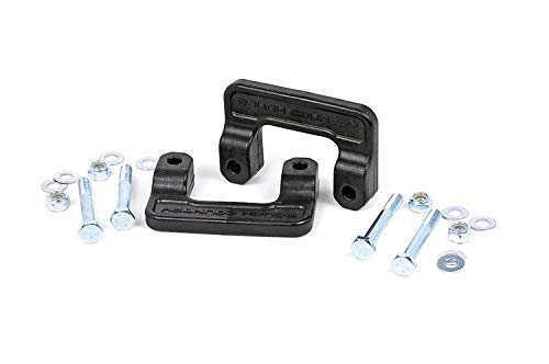 Rough Country 2' Leveling Kit (fits) 07-18 Chevy Silverado/GMC Sierra 1500 | 07-20 Suburban Tahoe Yukon/XL | 1307