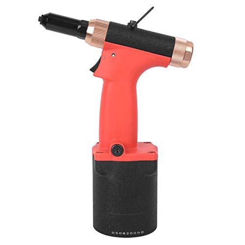 Remachadoras hidráulicas, herramienta de pistola de tuercas, remachadora de aire automática de extracción de remachado de 5-7bar, remachadoras neumáticas de grado industrial, para