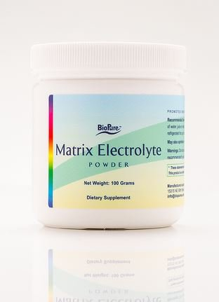 BioPure Matrix Electrolyte Powder (100 grams)