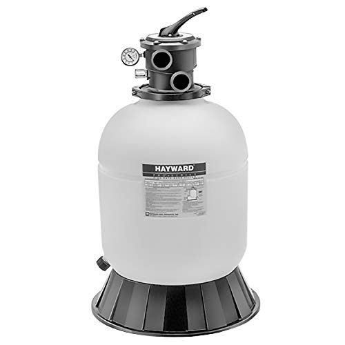 Hayward W3S210T93S ProSeries 21-Inch 1.5 HP Sand Filter System