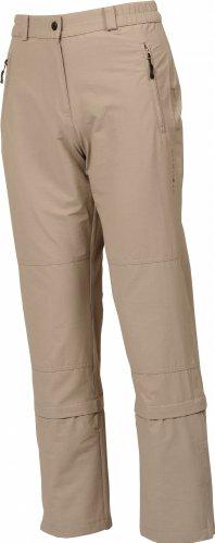 Hot Sportswear Damen Zipp Hose Bursa in Kurzgrößen (Größe/Farbe: 22 Kurzgröße (Normalgröße 44) - 52 Sand)