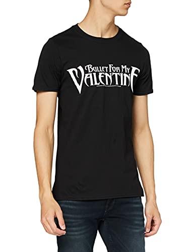 Bravado Bullet for My Valentine, Camiseta para Hombre, Negro, M [Italia] [Italia]