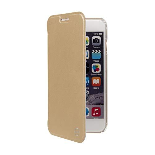 Muvit Folio - Funda Parte Trasera Transparente, para Apple iPhone 8 Plus/7...