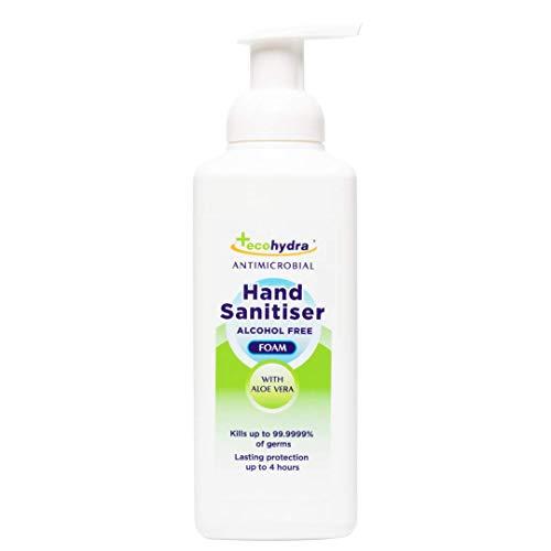 Ecohydra Antibacterial espuma instantánea mano sin alcohol desinfectante 500ml