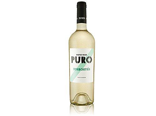 Dieter Meier Puro TORRONTES Weißwein Argentinien 0,75 Liter