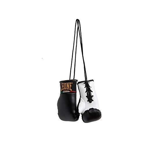 0 Leone 1947 Ac911 Boxhandschuhe für Rückspiegel, Schwarz, Einheitsgröße