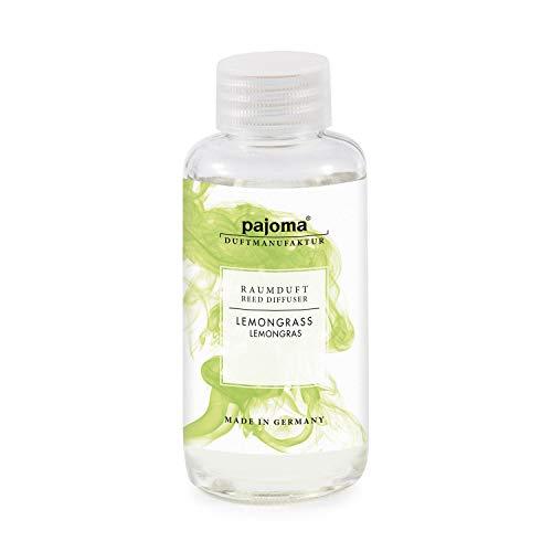 pajoma Raumduft Nachfüllflasche 100ml Duftöl für Diffuser Duft wählbar (Lemongras)