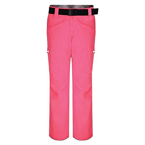 Dare 2b Free Scope II Damen Skihose, wasserdicht und atmungsaktiv, isoliert, Rosa (Luminous Pink), EU 36