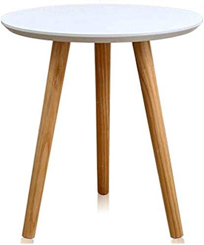Carl Artbay Selected Furniture / elegante ronde salontafel van massief hout salontafel hoekbank tafel balkon tafel Bovindo klein Zhuozi kantoor casual magazine tafel