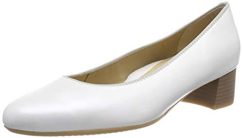 ARA Damen Vicenza 1216601 Pumps, Weiß (Offwhite 14), 39 (6 UK)