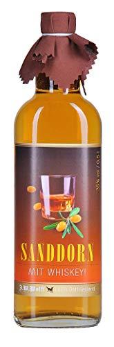 Wein Wolff Sanddorn mit Whiskey verfeinert 35% vol. (1 x 0.5 l)
