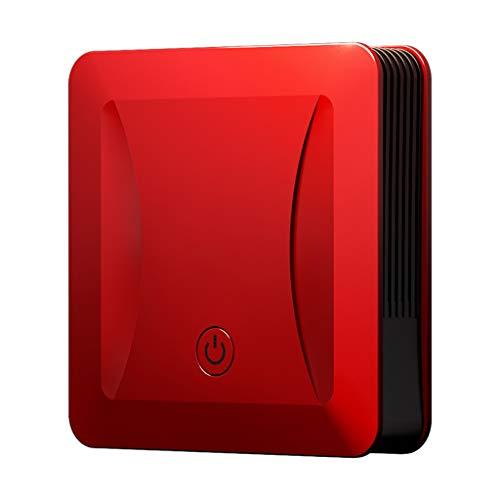 XFSZ-Désodorisants Purificateur d'air Purificateur d'air purificateur Générateur d'ions pour Bureau de Voiture avec Ports de Charge USB Inutile de Changer Le Filtre, supprimer Les Allergies, la fumée
