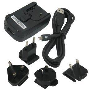 Blackberry - Cargador mini USB (500 mA)