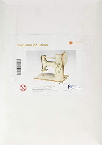 FS Maquetas- Maqueta máquina de Coser (1040)