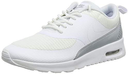 Nike Damen Air Max Thea WMNS Sneaker, Weiß (White 819639-100), 36 EU