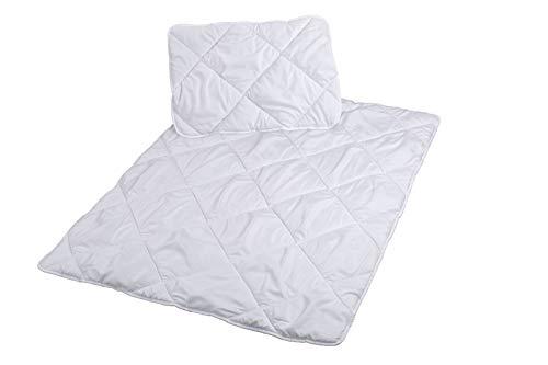 Kinder bettwäsche 100 x 135 Set - kinderdecke babybettwäsche Baby Decke und Kissen 100x135 kinderbettwäsche