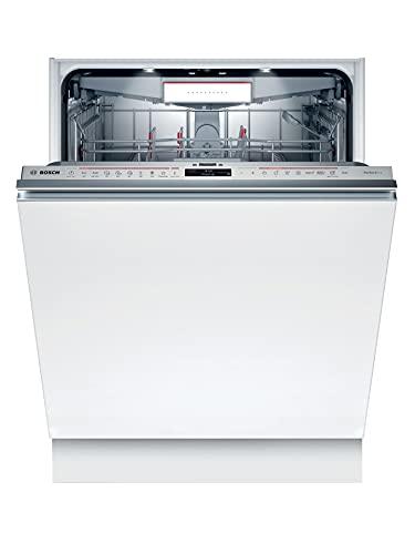 Bosch SMV8YCX01E Serie 8 Lavavajillas totalmente integrado, A+++, 60 cm, 214 kWh/año, 14 MGD, Silence Plus, TimeLight, Zeolith®, VarioCajón Pro, Home Connect.