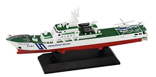 ピットロード 1/700 スカイウェーブシリーズ 海上保安庁 はてるま型巡視船 PL-61 はてるま 全長約127mm プラモデル J92