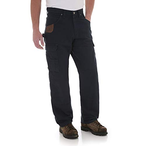 Wrangler Riggs Workwear Men's Ranger Pant,Navy,34x32