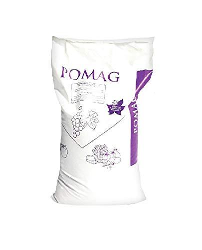 POMAG - CONCIME Biologico per ORTAGGI, Frutti, VIGNETI - kg 25