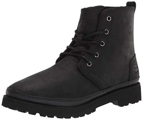 UGG Herren Harkland Weather Fashion Boot, Black Tnl, 44 EU