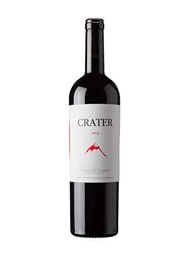 Vino CRÁTER Tinto Barrica 75 cl. Producto Islas Canarias.