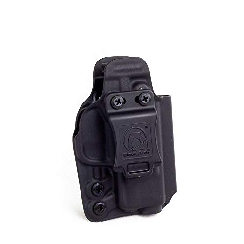 Black Arch Rev-Con Reversible Convertible Holster for CZ PCR Compact - Black