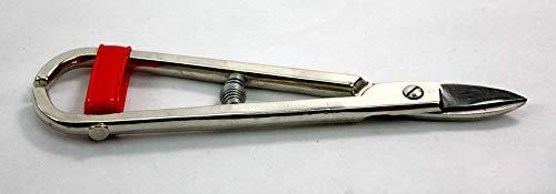 BESSEY Goldschmiede-Schere D77-1 175mm mit Feder
