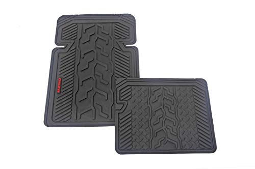 Dee Zee Rubber All Weather Floor Mats