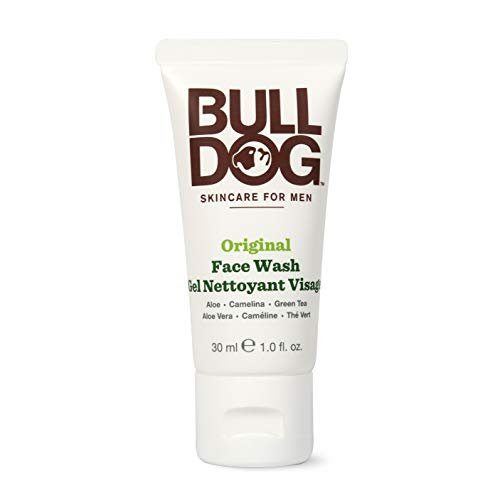 Bulldog - Mini Original Face Wash - Detergente Viso Uomo Formato Viaggio - 30 Ml