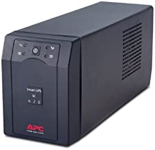 APC SC620I Smart-UPS SC 620VA - UPS - AC 230 V - 390 Watt - 620 VA - RS-232 - 4 output connector(s)