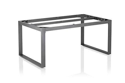Kettler Ocean Modular Tisch-Gestell 220x95x68cm anthrazit