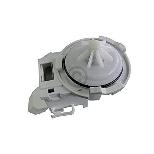 DL-pro Bomba de desagüe compatible con Bosch Siemens 00165261 165261 PSB-01 KEBS para lavavajillas Silence Logixx iQ Serie