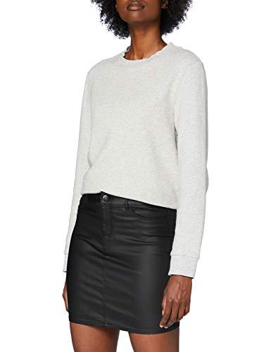 Vero Moda Vmseven Mr Short Coated Skirt Noos Falda para Mujer