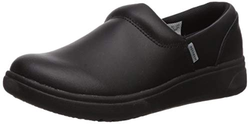 CHEROKEE womens Melody Health Care Professional Shoe, Black/Black, 8.5 US
