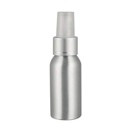 Depory 120ml Plastique Transparent Flacon pulvérisateur Flacon de Parfum Brume Fine Vaporisateur Vide Spray Bouteilles