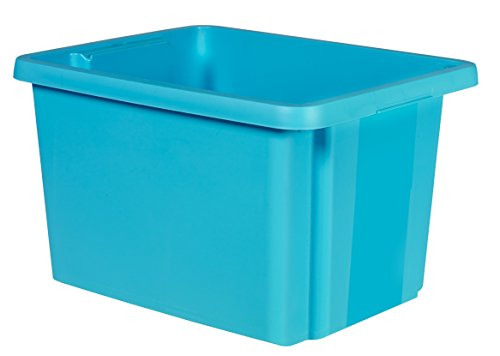 CURVER | Box essentials 26L, bleu, OPP Box, 33,5x42,5x26,2 cm