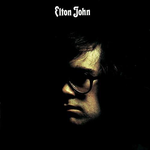Elton John [LP] [Gold]