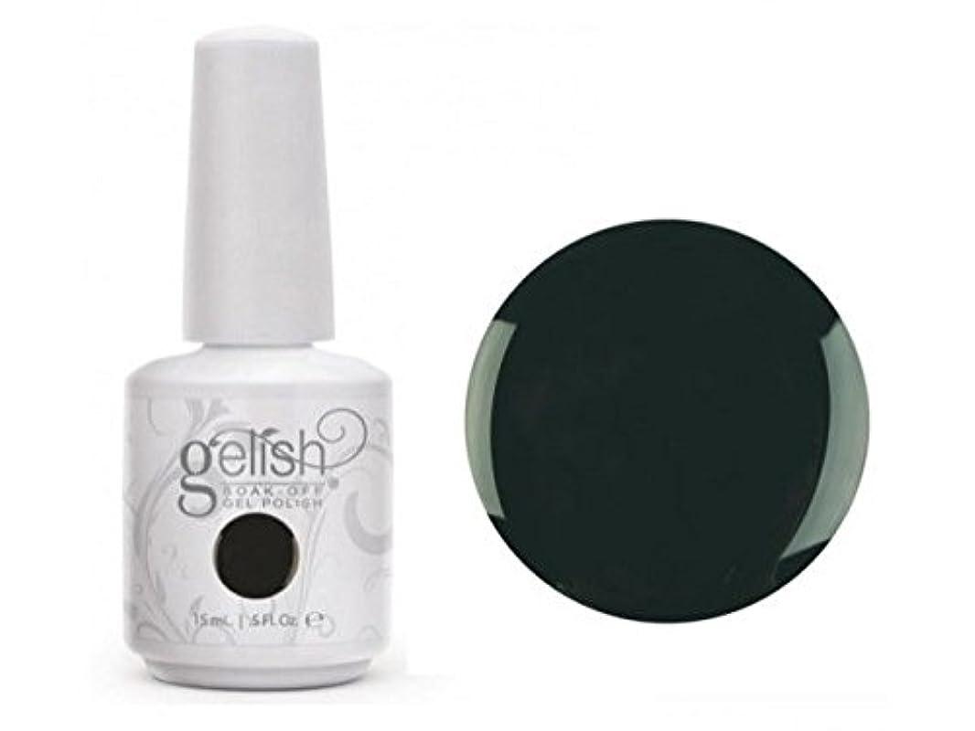 はいシール感謝しているHarmony Gelish Gel Polish - Rake in the Green - 0.5oz / 15ml