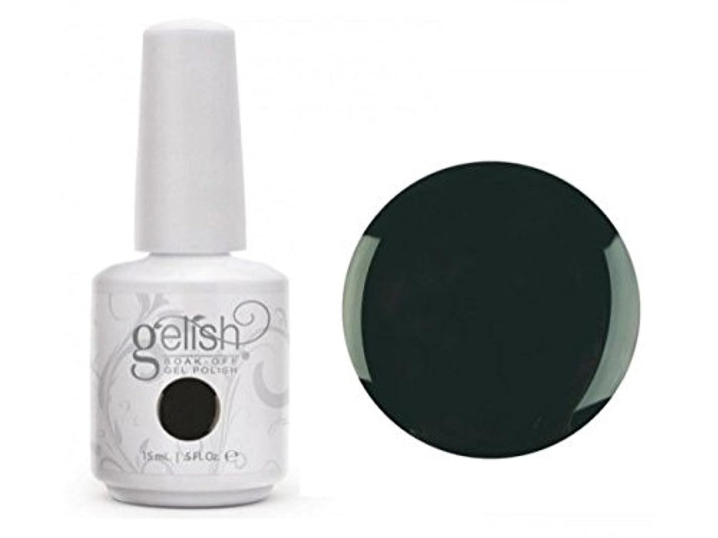 逮捕限界ピースHarmony Gelish Gel Polish - Rake in the Green - 0.5oz / 15ml