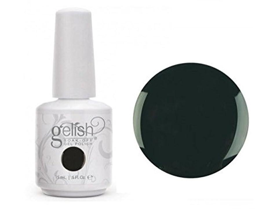 説教個性エンドウHarmony Gelish Gel Polish - Rake in the Green - 0.5oz / 15ml
